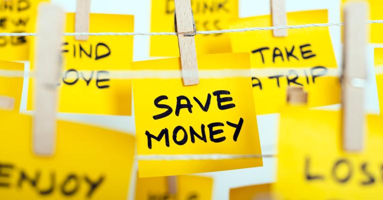 5 Effective Money Saving Tips