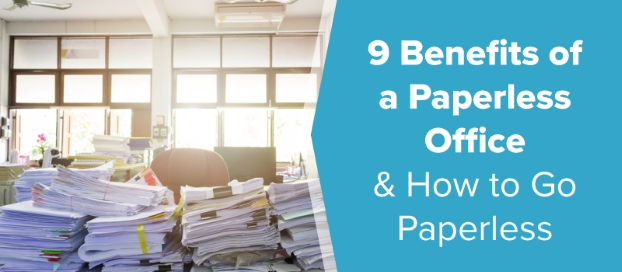 The Benefits of Businesses Breaking Free of Paper