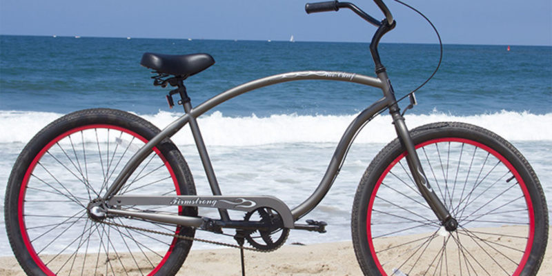 Affordable & Easy To Assemble Beach Cruisers Great For Cruising