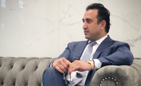 Talking With CEO Of Platinum Rapid Funding Group, Ali Mayar