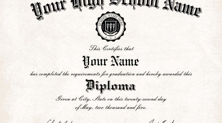 How to Apply For High School Diploma Online