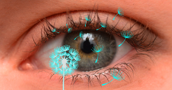 Controlling Your Seasonal Allergic Conjunctivitis While Out and About