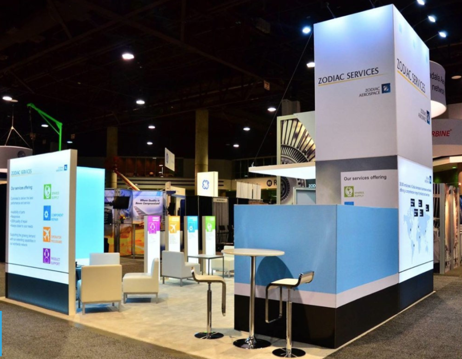 Here Is How To Select An Exhibit Booth Rental In Las Vegas