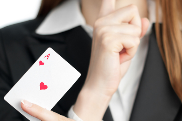 How are Business Leadership and Poker Related