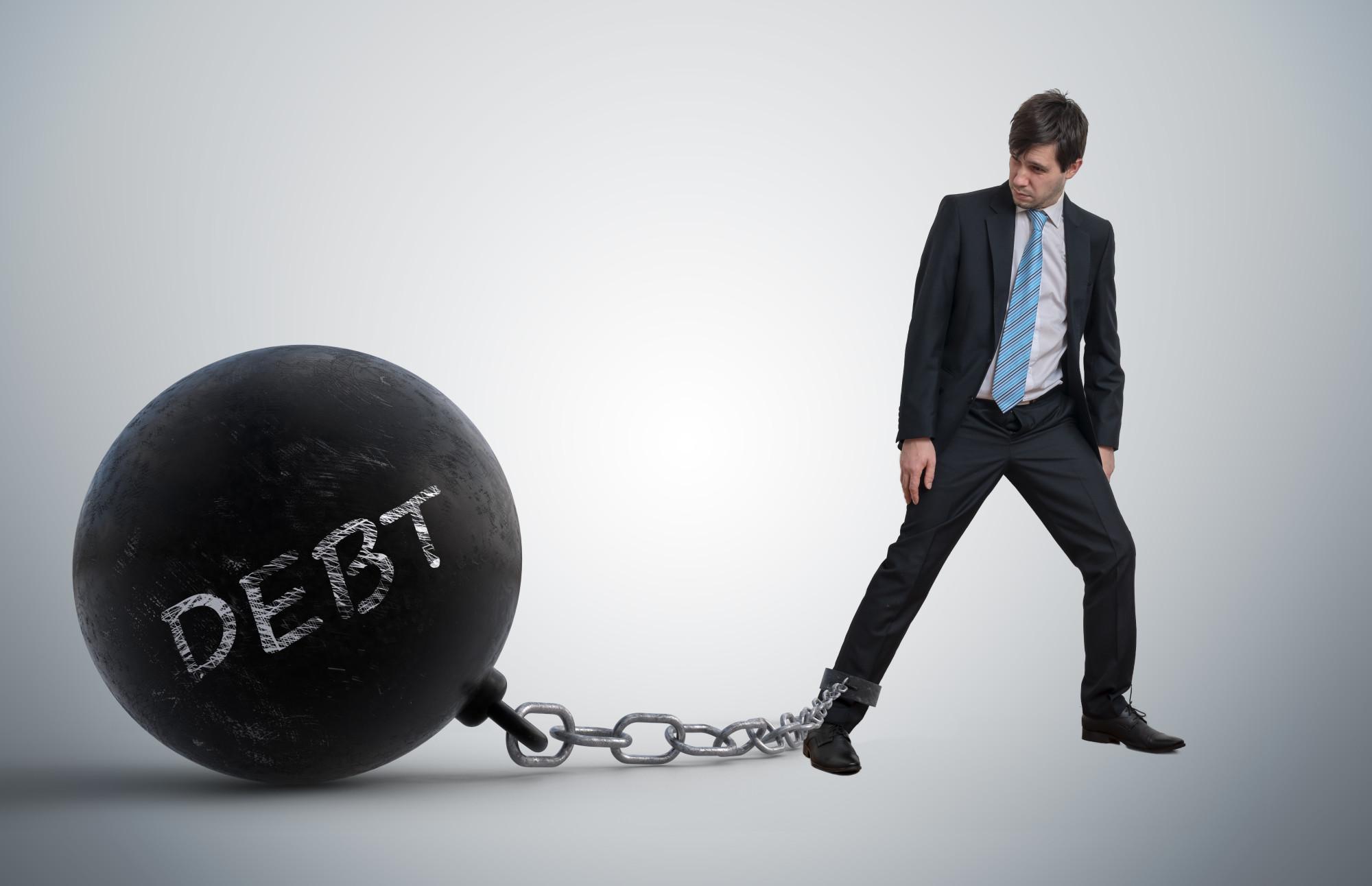 Debt Control: How to Manage Debt as a Young Entrepreneur