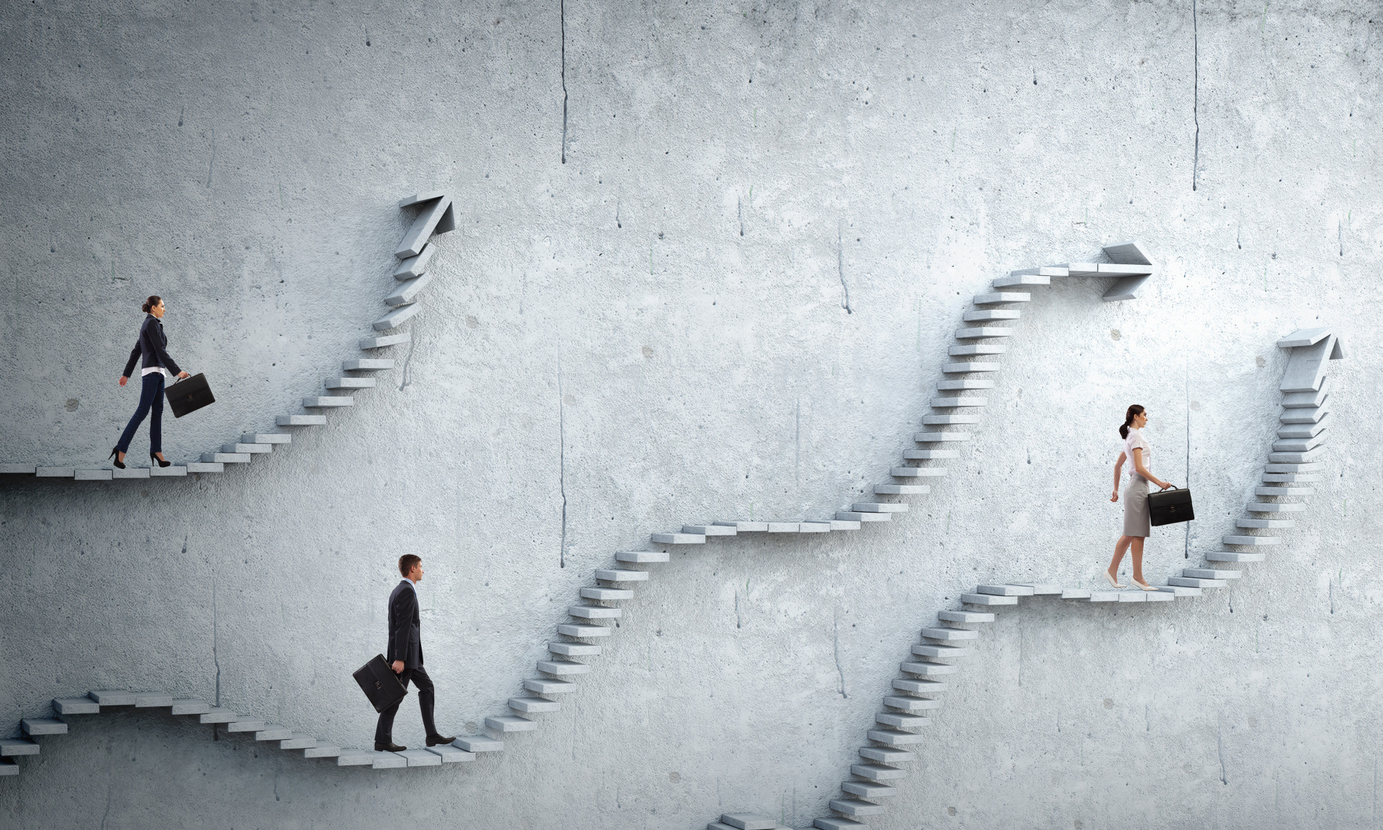 Up Up and Away: How to Climb the Career Ladder