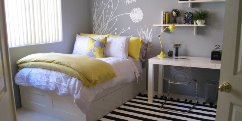 5 Tips to Make a Small Bedroom Look Bigger