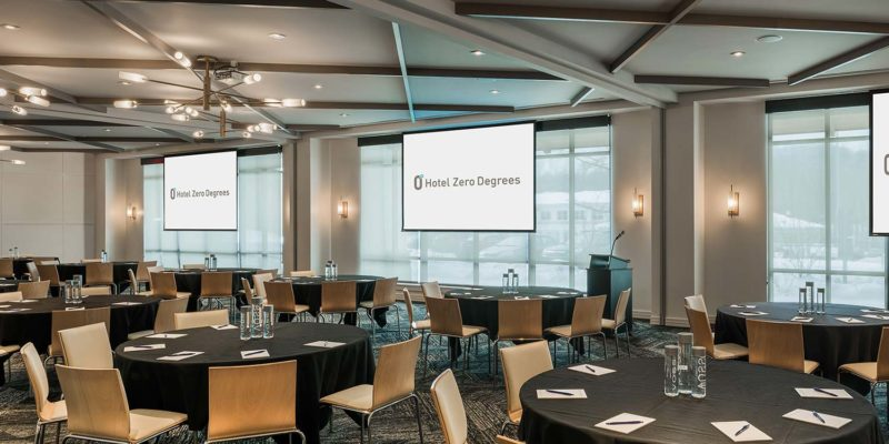 Five must-know tips for choosing a great corporate event venue