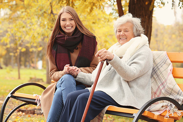 Working as a Caregiver