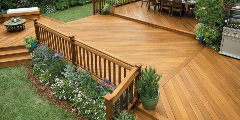 Deck Staining: Why It Matters to Homeowners