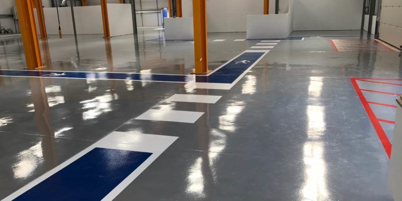 Flooring Solutions: What is the Appropriate Flooring for an Industry