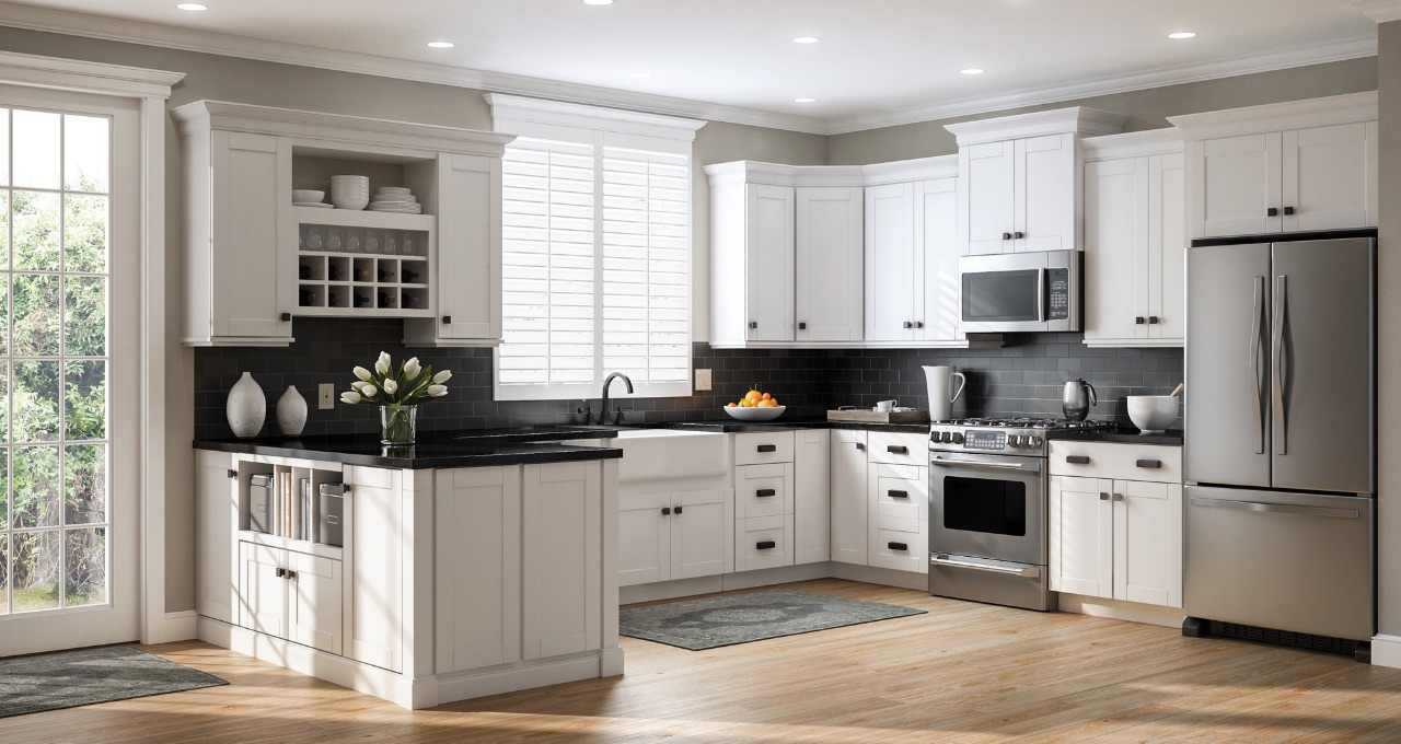 Turn Your Kitchen Into a Luxurious One