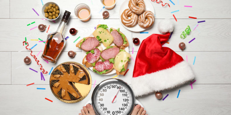 How to Prevent Weight Gain While Enjoying the Holidays