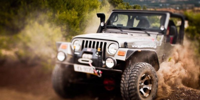 A Beginner's Guide to Off-Road Driving