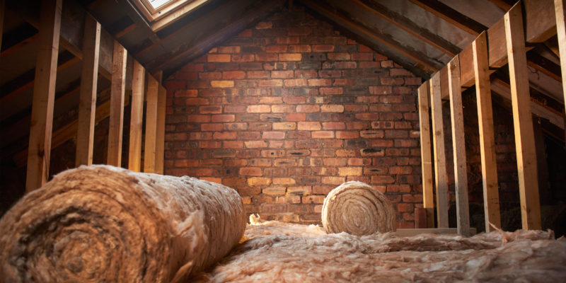 Options for Home and Commercial Insulation