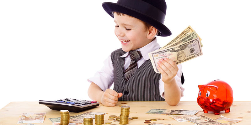 Teaching Children How to Save Money