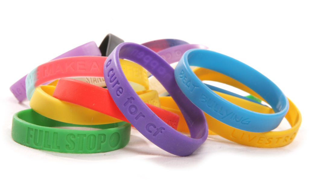 Wristband 101: How Long Will My Silicone Wristband Last?