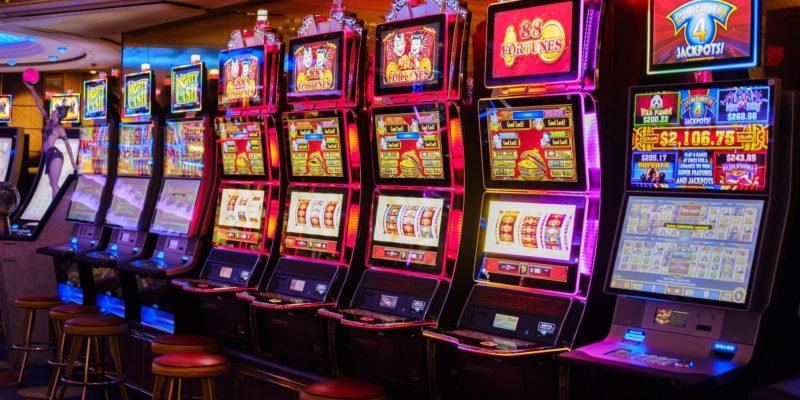 A Winning Formula for Playing Casino Slots
