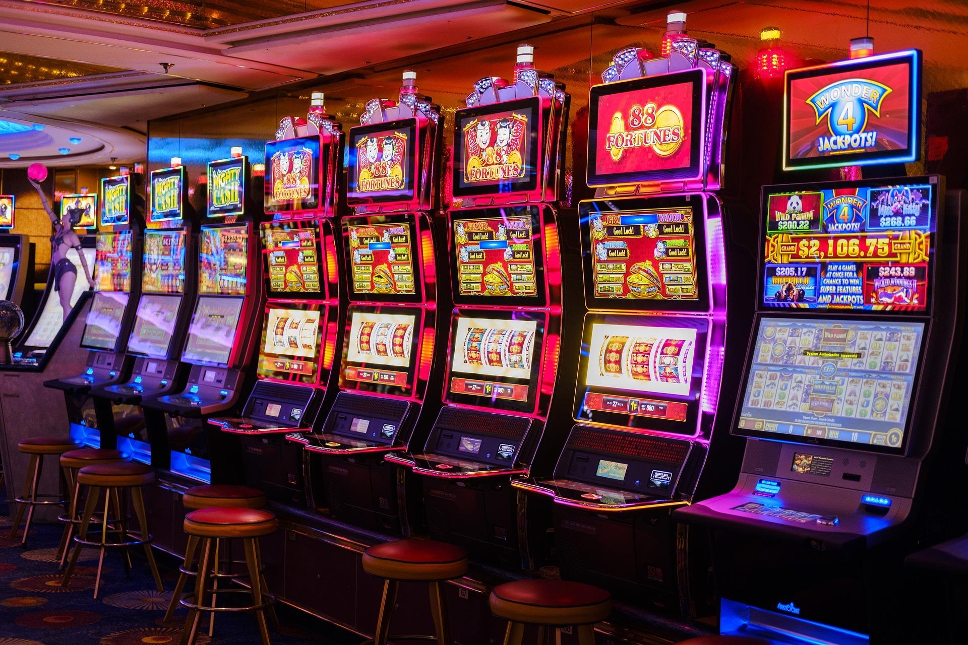Real Casino Slot Machines