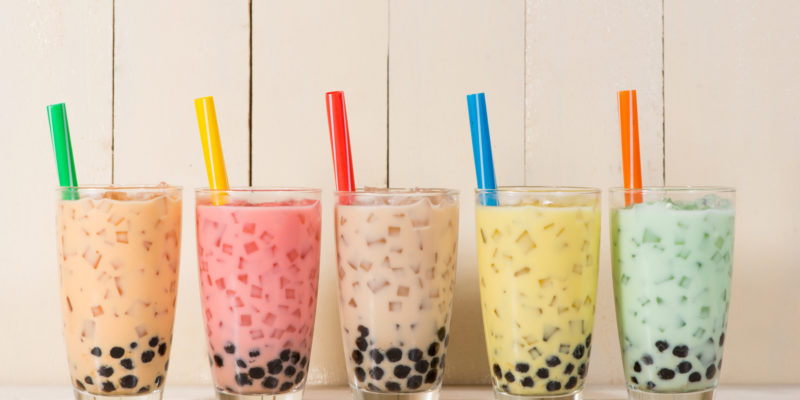 Fun with Food: The History and Origins of Bubble Tea