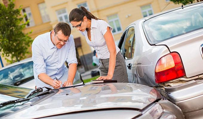 Generic Steps That Follow A Car Crash