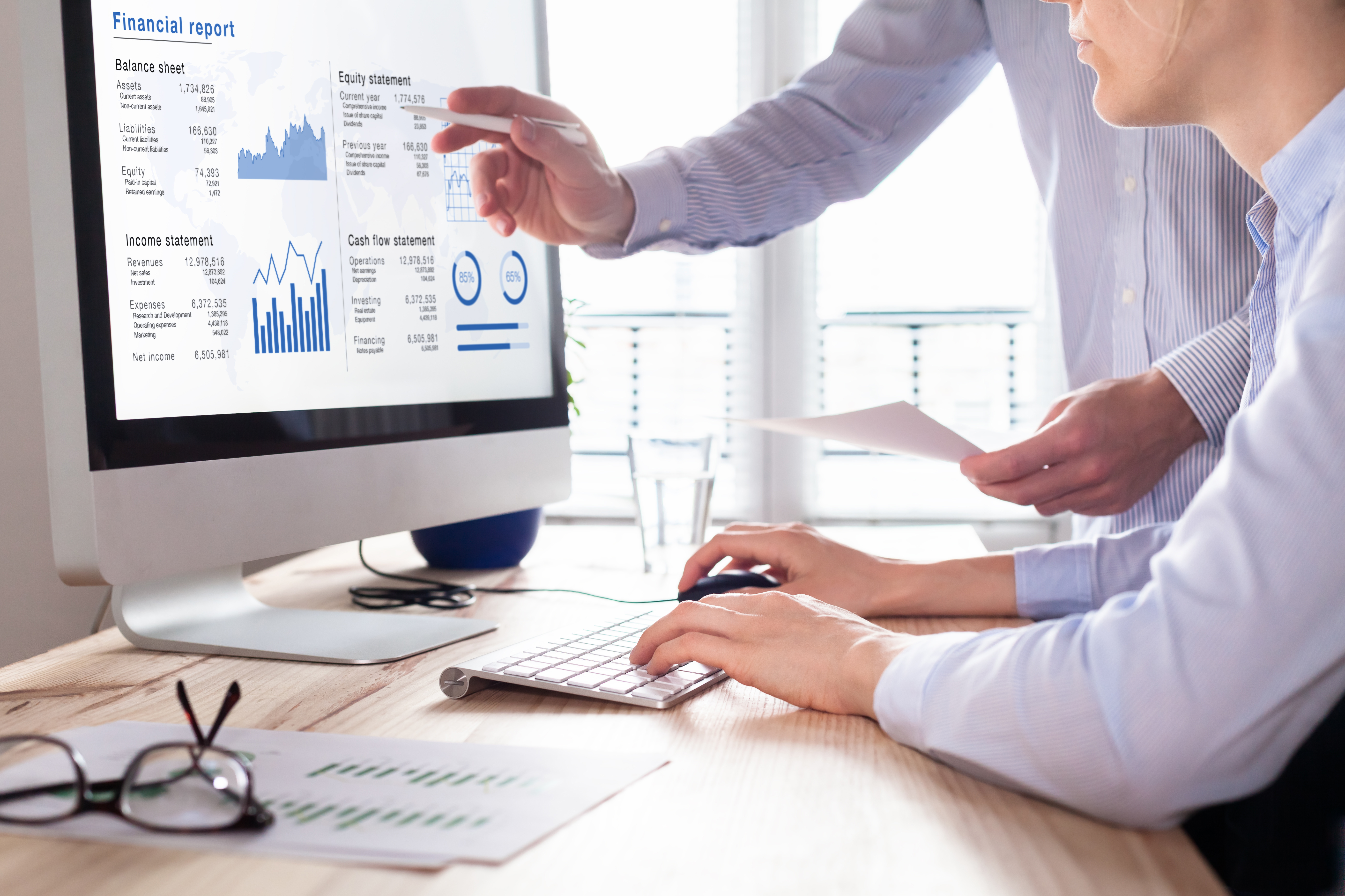 The Benefits of Using Accounting Software in Your Business