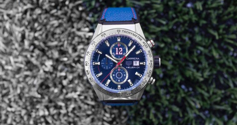 How to Win a $5,750 Tom Brady Tag Heuer Watch - Northshore Magazine