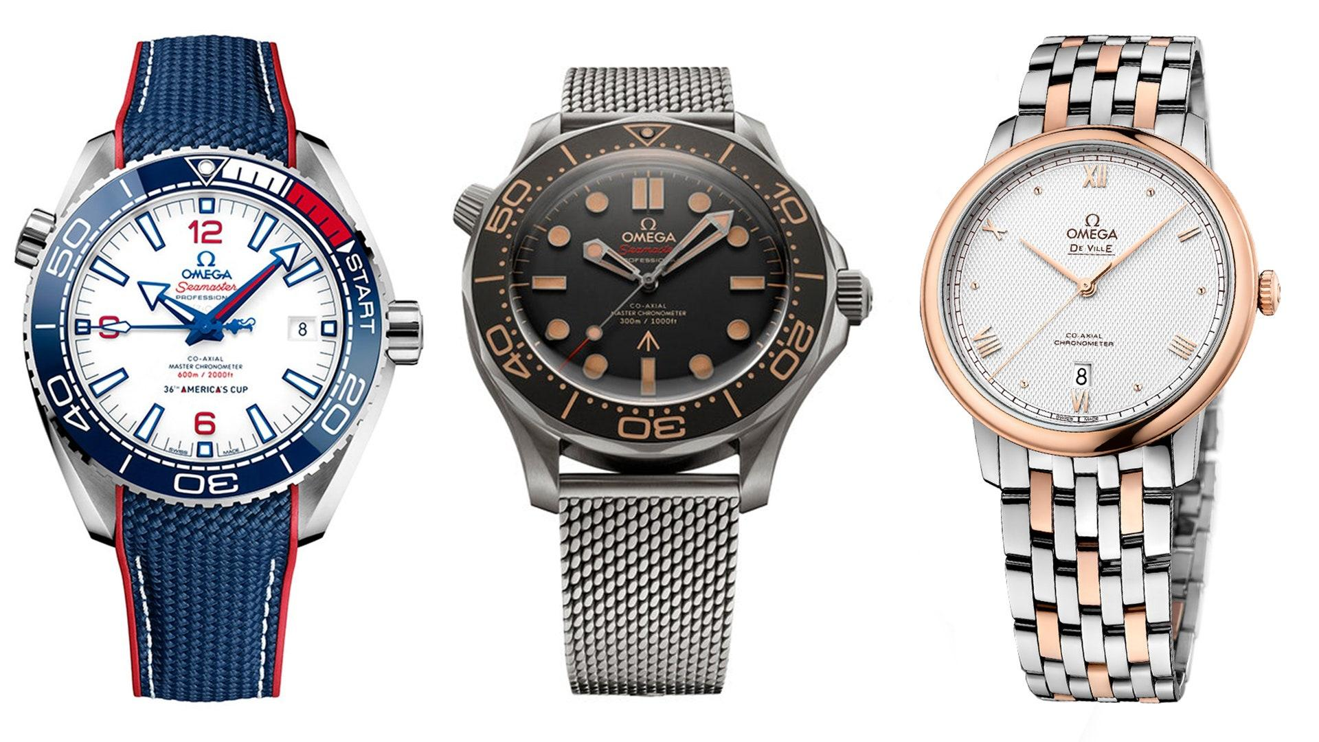 Omega watch guide: best new and vintage watches | British GQ