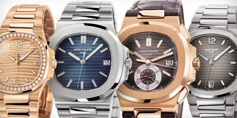 Patek Philippe | Nautilus Collection | Luxury Sport Watches