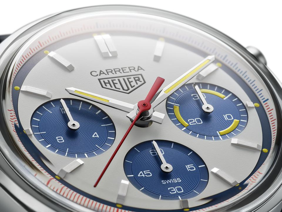 TAG Heuer Releases Its Second 160-Year Anniversary Carrera Watch