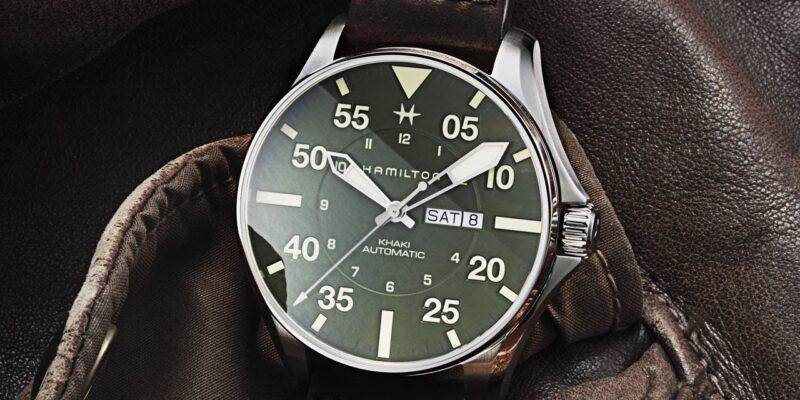 The Most Luxury Watch Used - Hamilton Brand - WatchFinder Cumberland Inc.