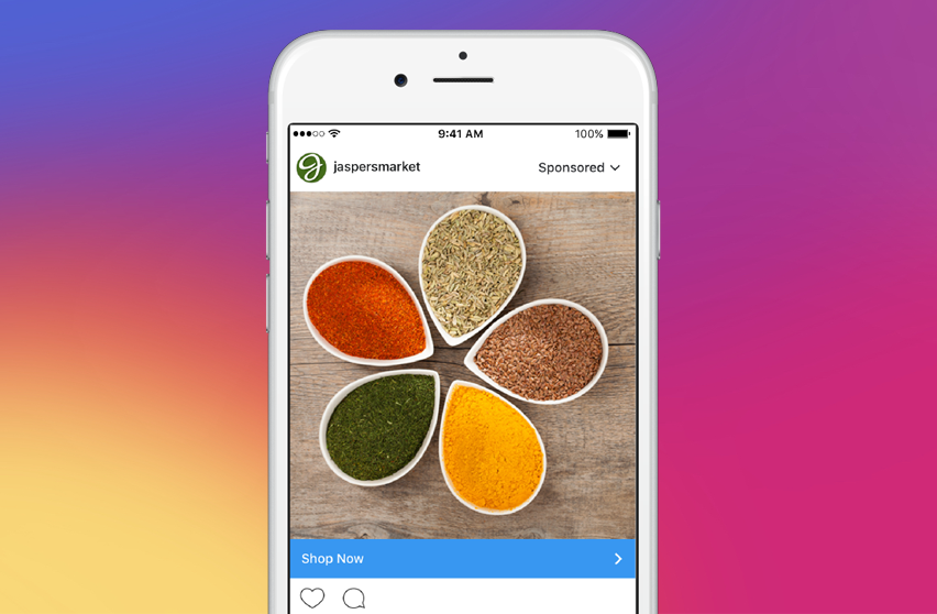 Study: New Instagram Ad Call-to-Action Buttons are Driving Up ROI for  Marketers - Nanigans