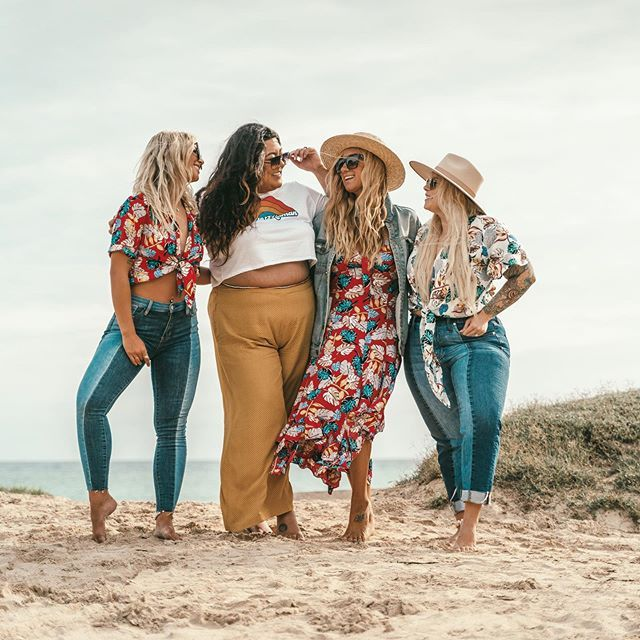 Hawaii beach outfit ideas | Hawaii packing list | Plus size clothing |  Outfits for women | Be… | Girl beach outfit, Hawaiian vacation outfits,  Beach workout clothes